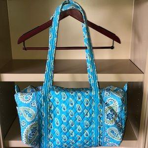 Vera Bradley Small Weekender Duffel Bag